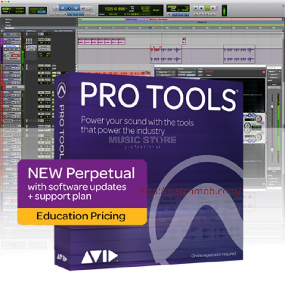 Avid Pro Tools 2020 Torrent + Full Crack Free Download cover