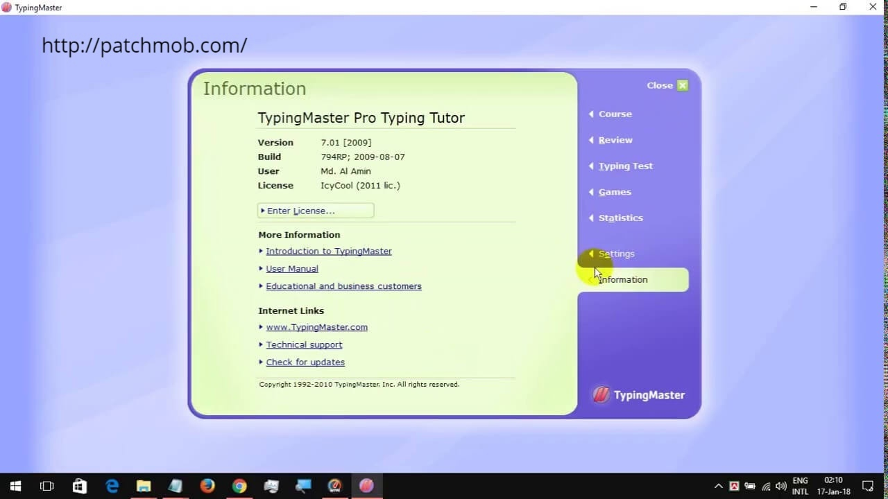 Typing Master Pro Crack With Serial Key Free Download
