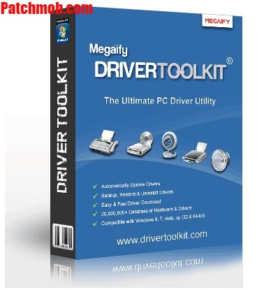 Driver Toolkit Crack Full License Key Free Download Free