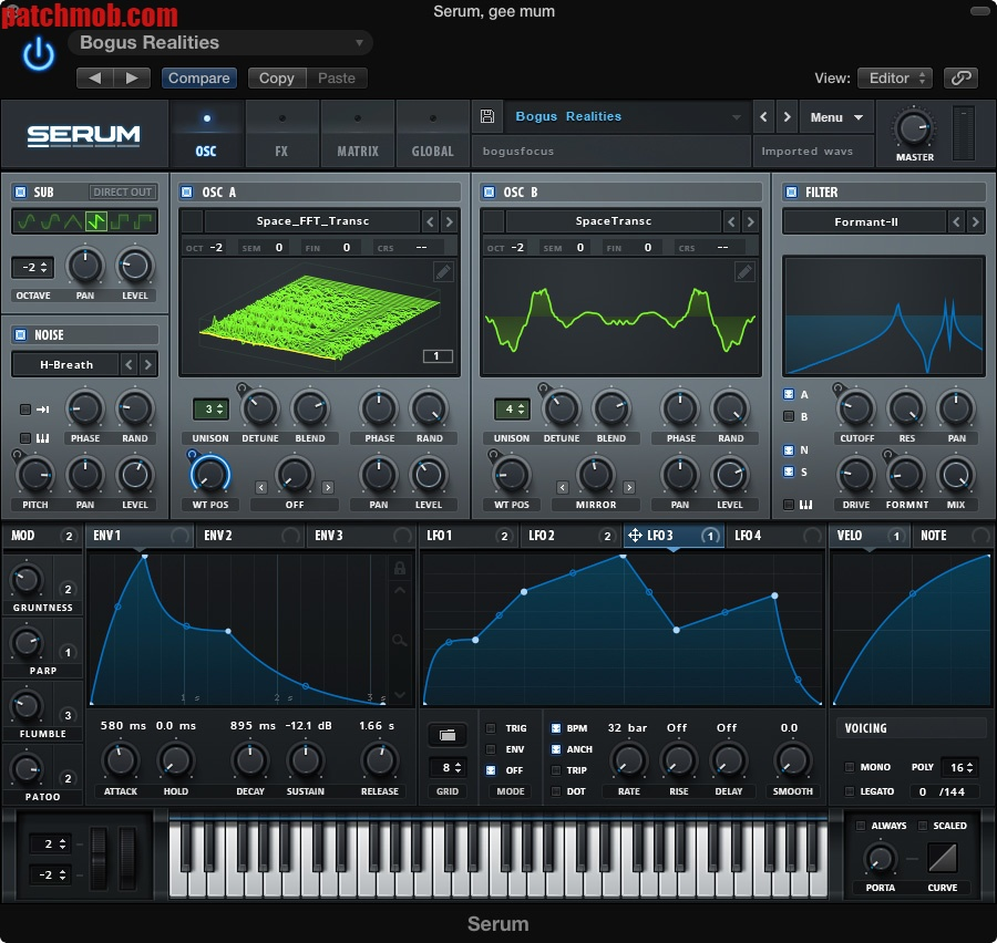 Xfer Serum Crack Full Download